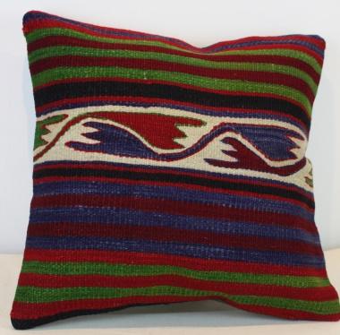 Anatolian Kilim Cushion Cover M516