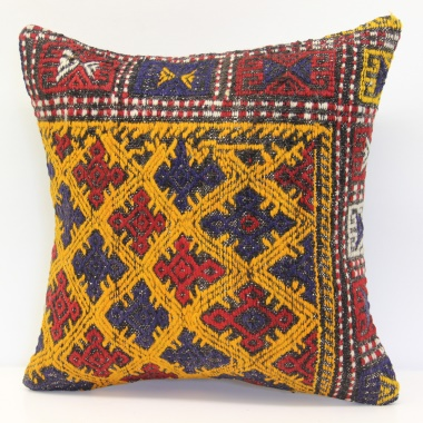 Anatolian Kilim Cushion Cover M735