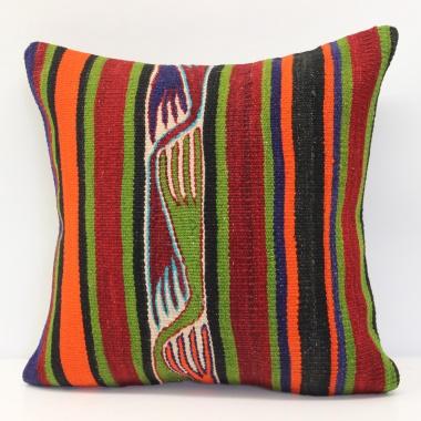Anatolian Kilim Cushion Cover M936