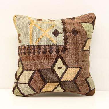 Anatolian Kilim Cushion Cover S327