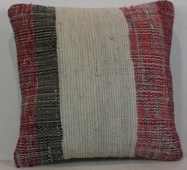 Anatolian Kilim Cushion Cover S423