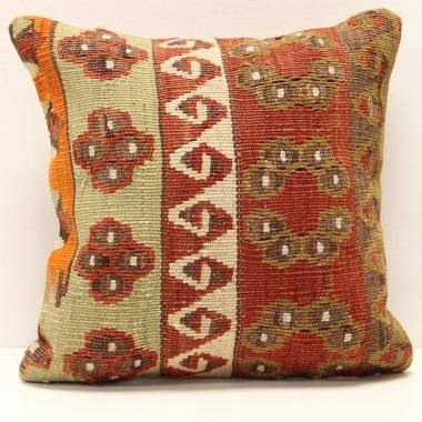 Anatolian Kilim Cushion Cover S426