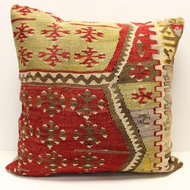 Anatolian Kilim Cushion Cover XL313