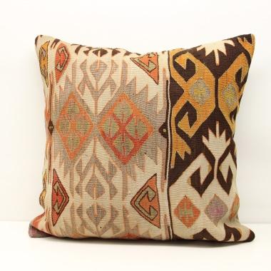 Anatolian Kilim Cushion Cover XL454