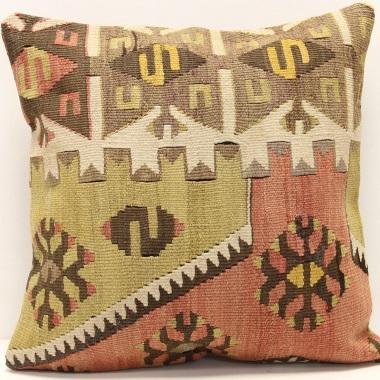 M819 Anatolian Kilim Cushion Covers