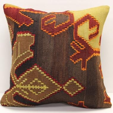 L436 Anatolian Kilim Cushion Covers