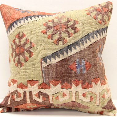 M1369 Anatolian Kilim Cushion Covers