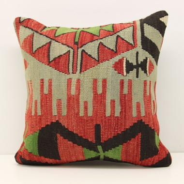 Anatolian Kilim Cushion Covers M1137