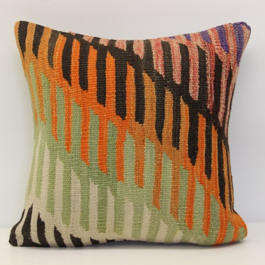 M1224 Anatolian Kilim Cushion Pillow Cover