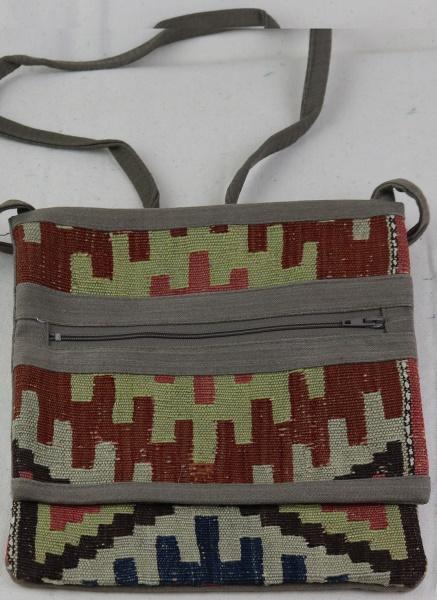 H94 Anatolian Kilim Handbag