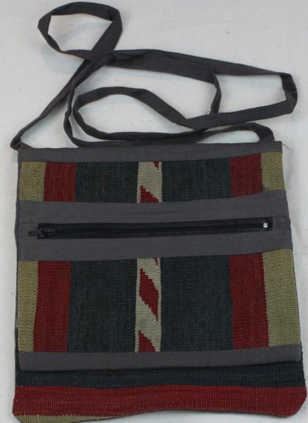 Anatolian Kilim Handbag H108