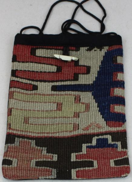 Anatolian Kilim Handbag H92