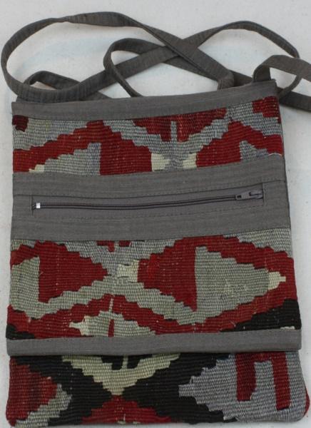 Anatolian Kilim Handbag H98