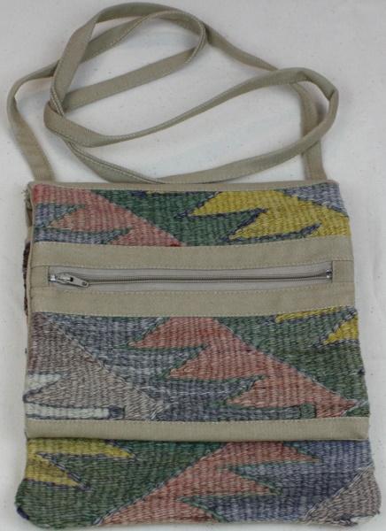 Anatolian Kilim Handbag H99