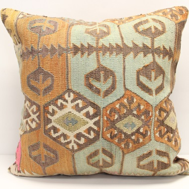 XL413 Anatolian Kilim Kilim Cushion Cover