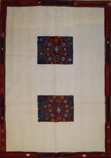 R2603 Anatolian Kilim Patchwork