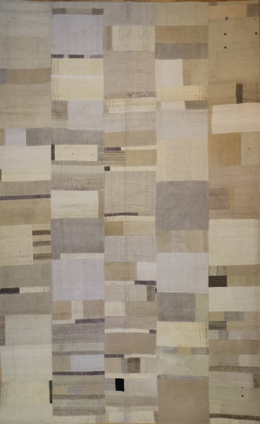 R5393 Anatolian Kilim Patchwork