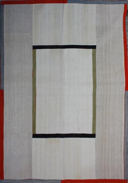 R2298 Anatolian Kilim Patchwork Rug