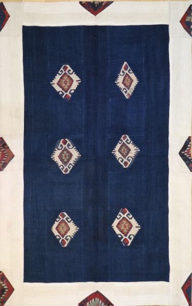 R3749 Anatolian Kilim Patchworks