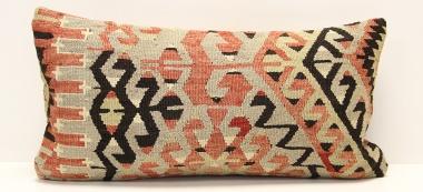 D14 Anatolian Kilim Pillow Cover