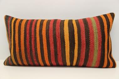 D18 Anatolian Kilim Pillow Cover