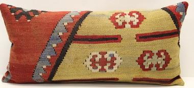 D57 Anatolian Kilim Pillow Cover