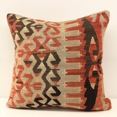 Anatolian Kilim Pillow Cover M403