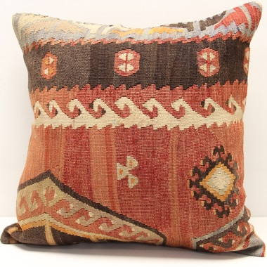 L440 Anatolian Kilim Pillow Covers