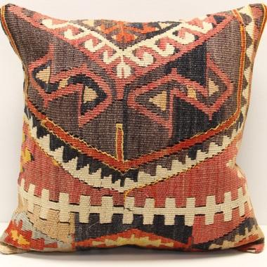 M1198 Anatolian Kilim pillow Covers