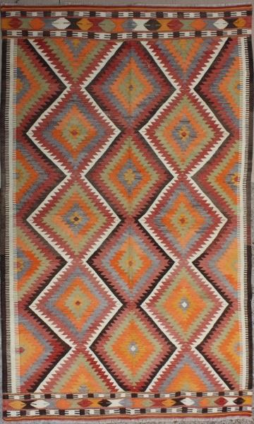 R4674 Anatolian Kilim Rug
