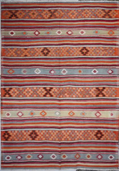 R4301 Anatolian Kilim Rug