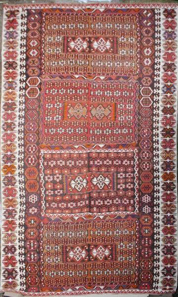 R4957 Anatolian Kilim Rug