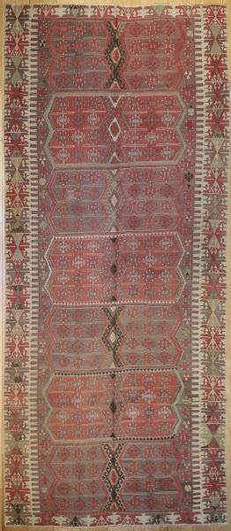 R5022 Anatolian Kilim Rug