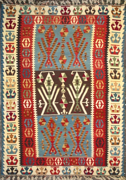 R5629 Anatolian Kilim Rug