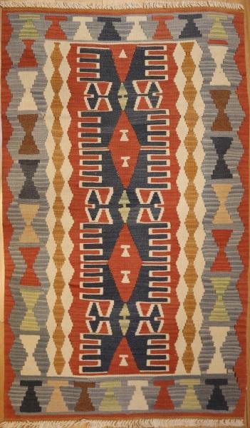 R6146 Anatolian Kilim Rug