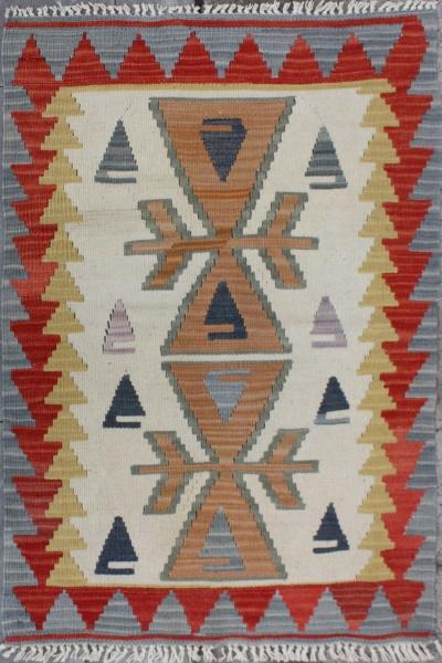 R6192 Anatolian Kilim Rug