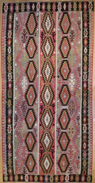 R6415 Anatolian Kilim Rug