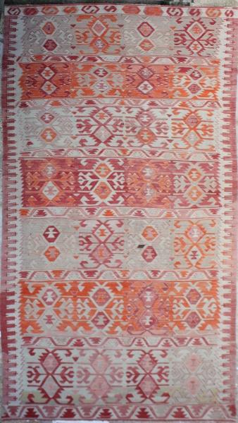 R6833 Anatolian Kilim Rug