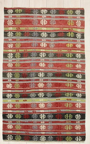 R6981 Anatolian Kilim Rug
