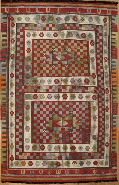 R6418 Anatolian Kozak Cicim