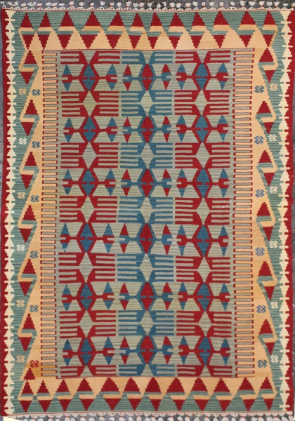 R5623 Anatolian New Kilim