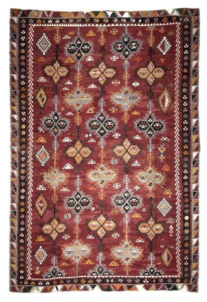 R4663 Anatolian Sarkisla Kilim