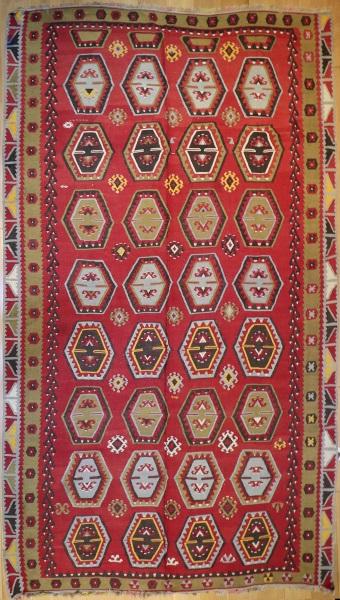 R2638 Anatolian Sarkisla Kilims