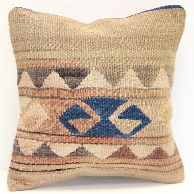 Anatolian Small Kilim Cushion Cover S80