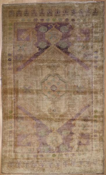 R4413 Anatolian Ushak Rug