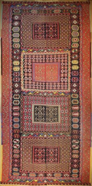 Anatolian Vintage Kilim Rug R9095