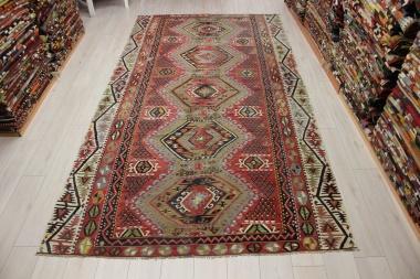Anatolian Vintage Kilim Rug R9099