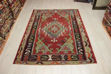 Anatolian Vintage Kilim Rug R9101