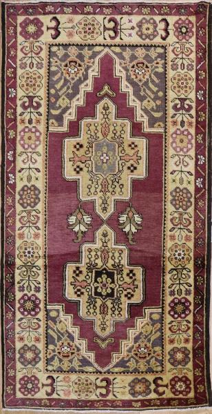 R3734 Anatolian Yoruk Rug