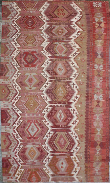 R5026 Antique  Kilim Rug